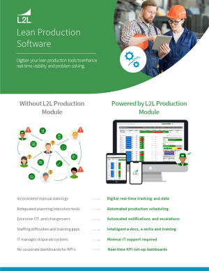 Production Fact Sheet