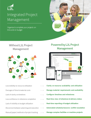 Project Mgmnt Fact Sheet