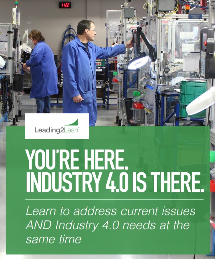 Youre Here Industry 4.0 There