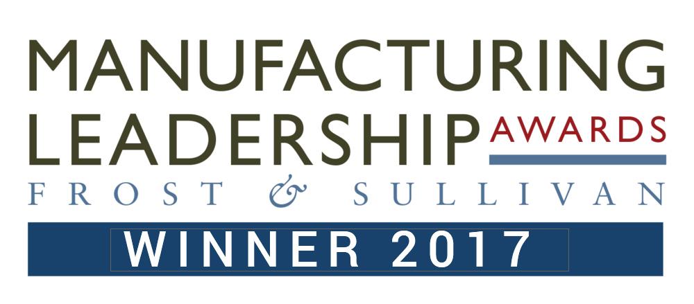 Manufacutring Leadership Award 2017