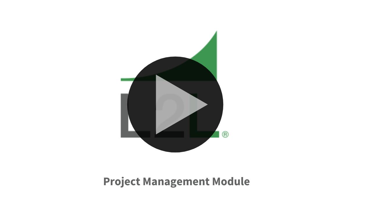 Project Management Module