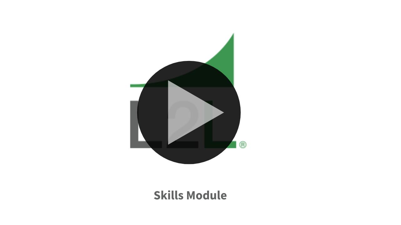 Skills Module